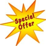domain name, special offer